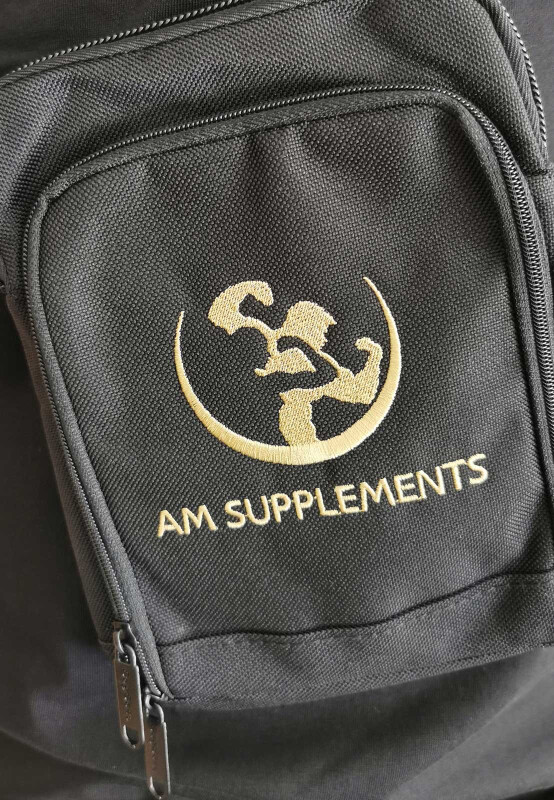 AM SUPPLEMENTS - Travel Wallet